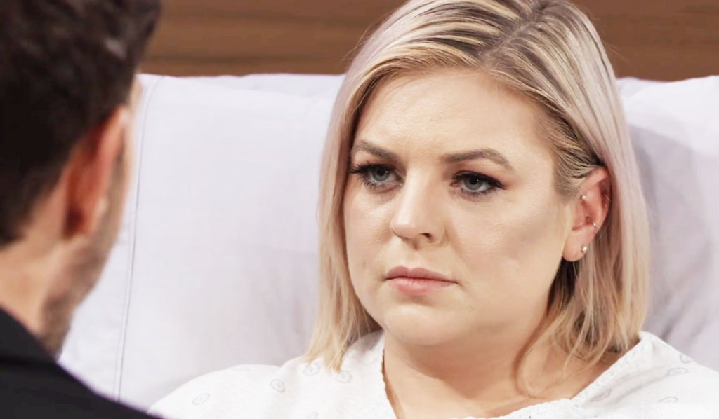 peter tries to reassure maxie gh