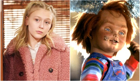 YR Lind Chucky series collage
