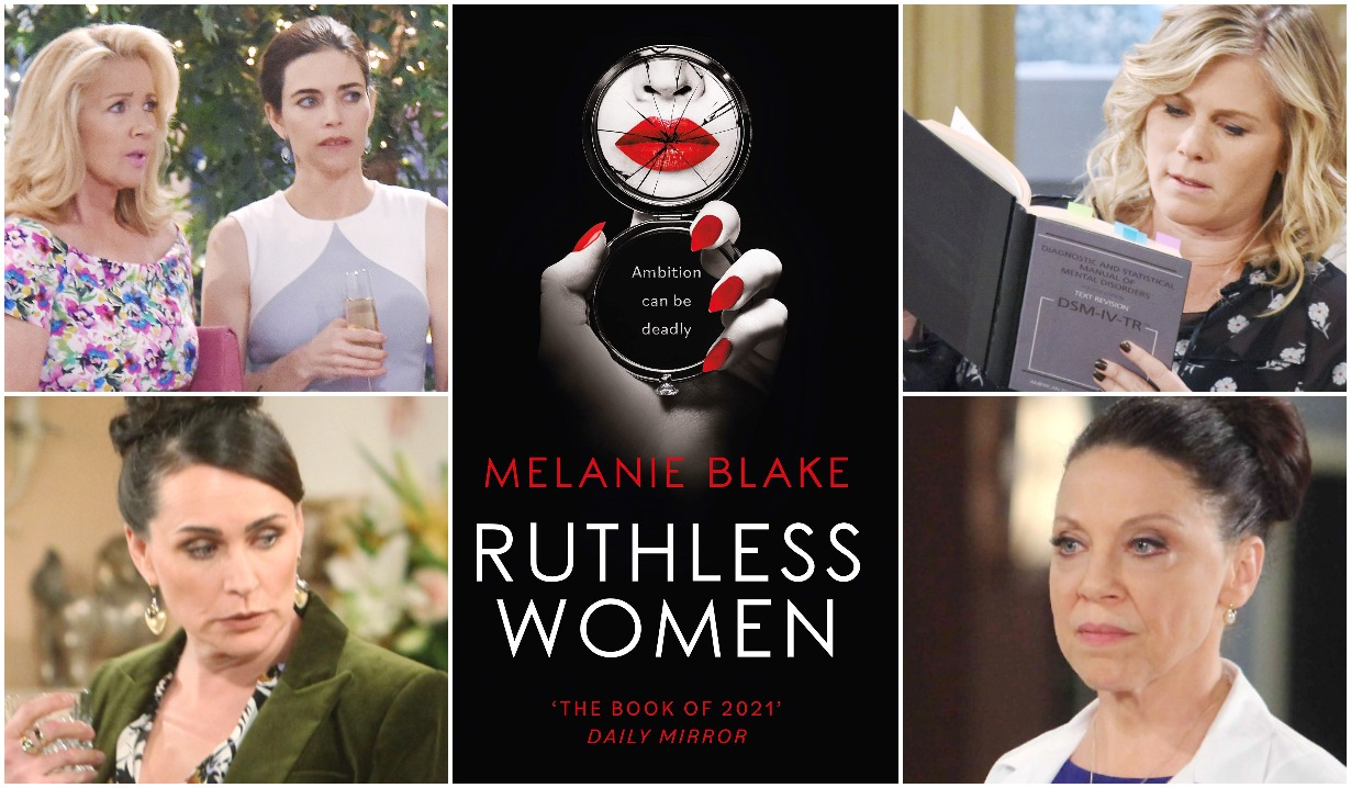 Ruthless Women giveaway collage
