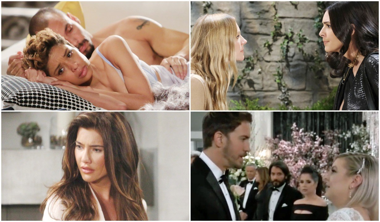rating sweeps collage all soaps