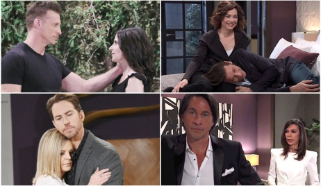 gh couples in crisis collage