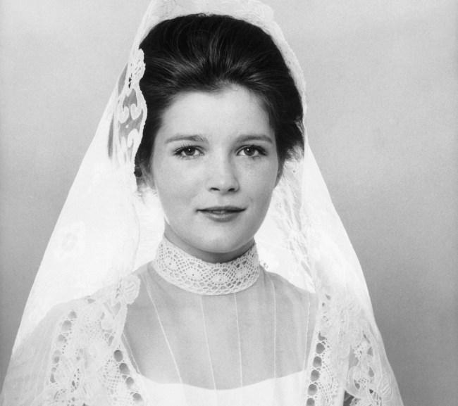RYAN'S HOPE, Kate Mulgrew (ca. 1976), 1975-89.