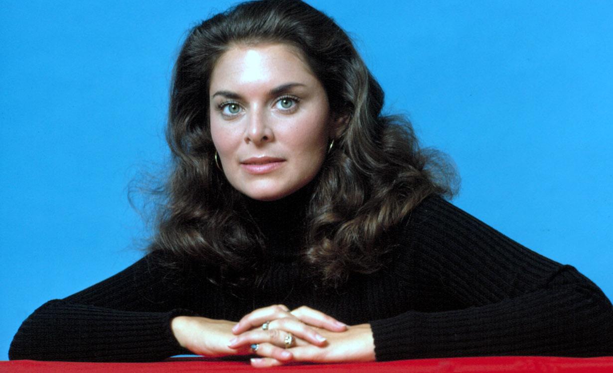 RYAN'S HOPE, Nancy Addison (Altman), September, 1975.