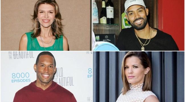 soap stars on cameo B&B, Days, GH, Y&R