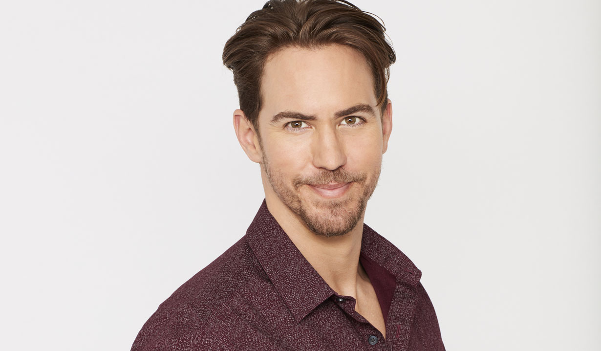wes ramsey exits gh as peter