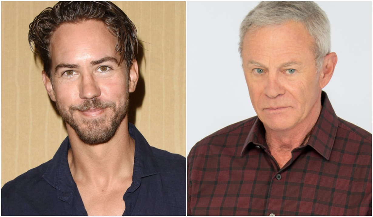 GH Actor Responds to Castmate's Comments