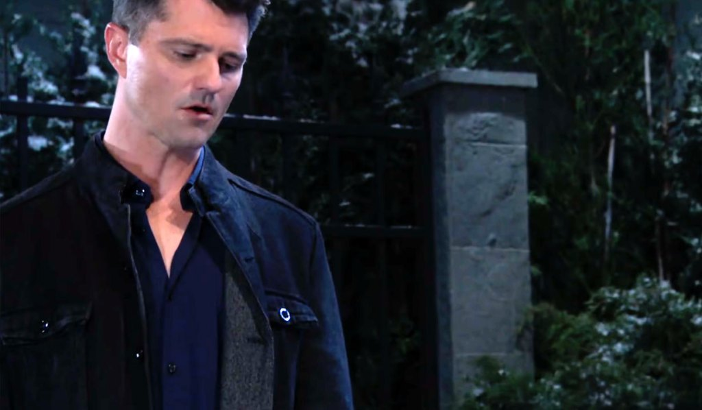 Zander appears to Cam on GH