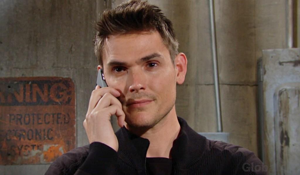 Adam calls Sharon Y&R