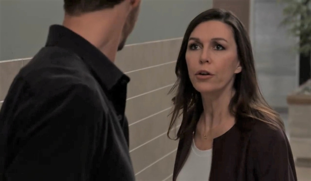 Anna asks Peter how far he will go at General Hospital