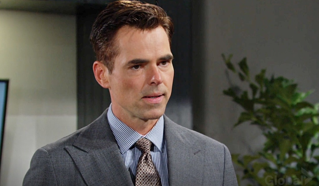 Billy stay out of it Y&R