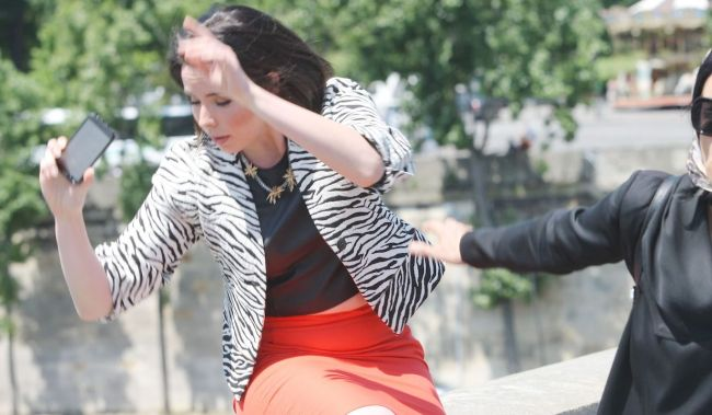 bold beautiful ivy pushed paris sean smith