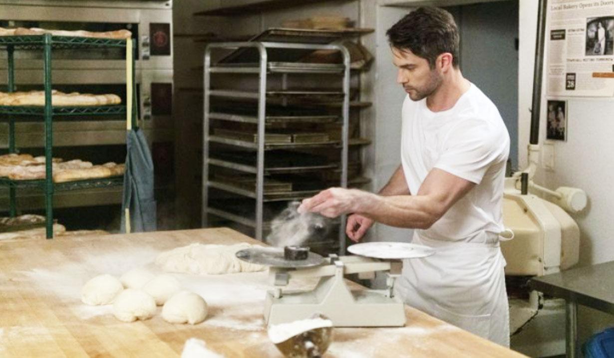 Brant Daugherty stars Baker's Son Hallmark