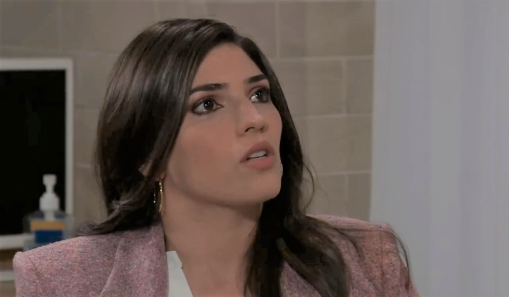 Brook Lynn examined by Britt at General Hospital