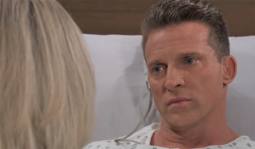 Calry wants Jason to escape at General Hospital