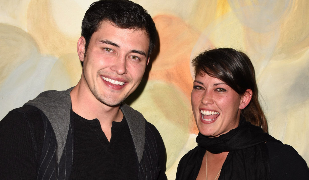 christopher sean and his sister days