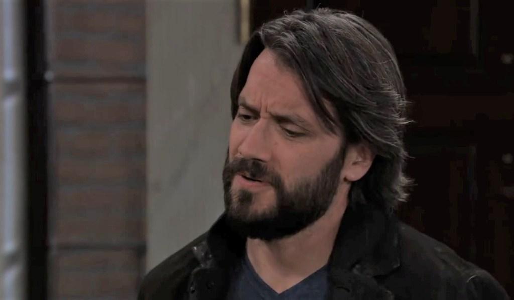 Dante asks Brook Lynn if she's sure at Quartermaine estate General Hospital