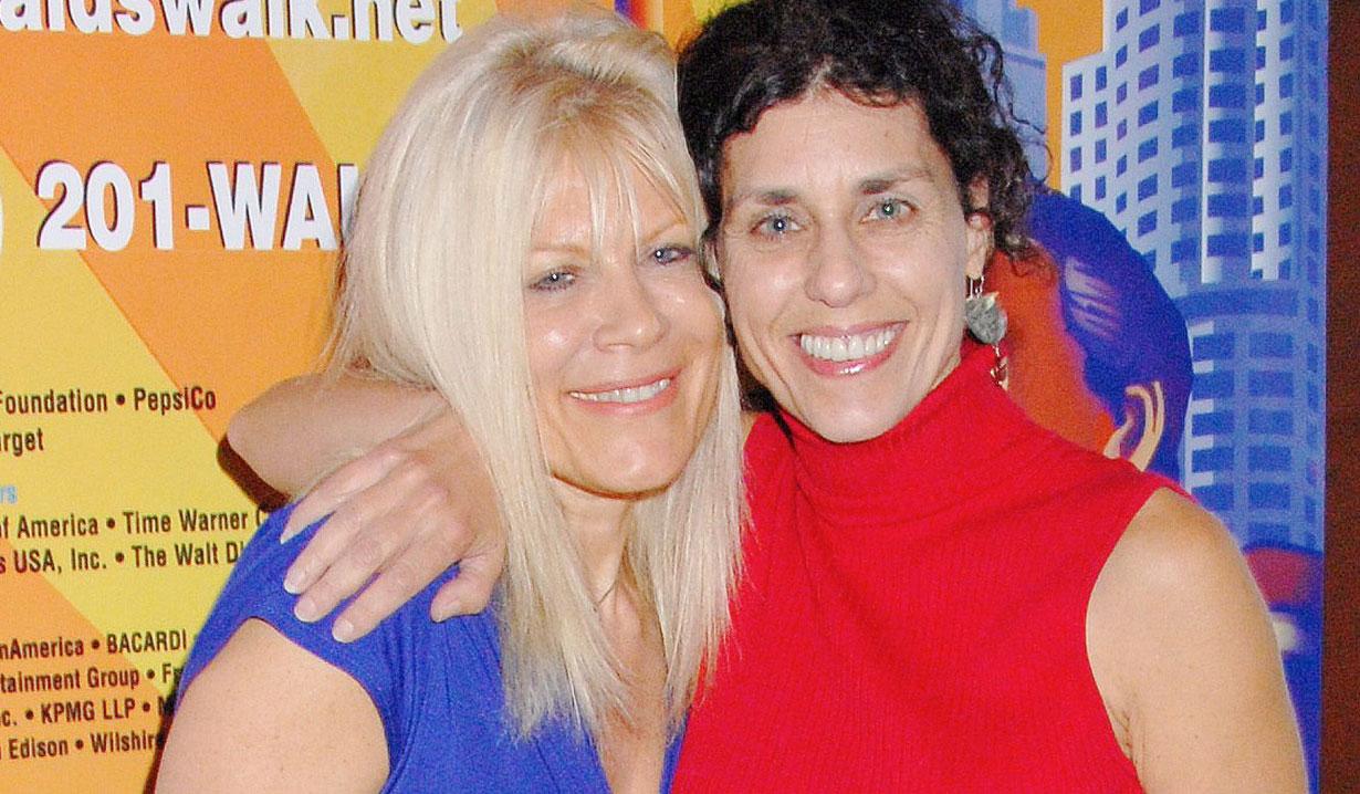 ilene kristen and her sister oltl