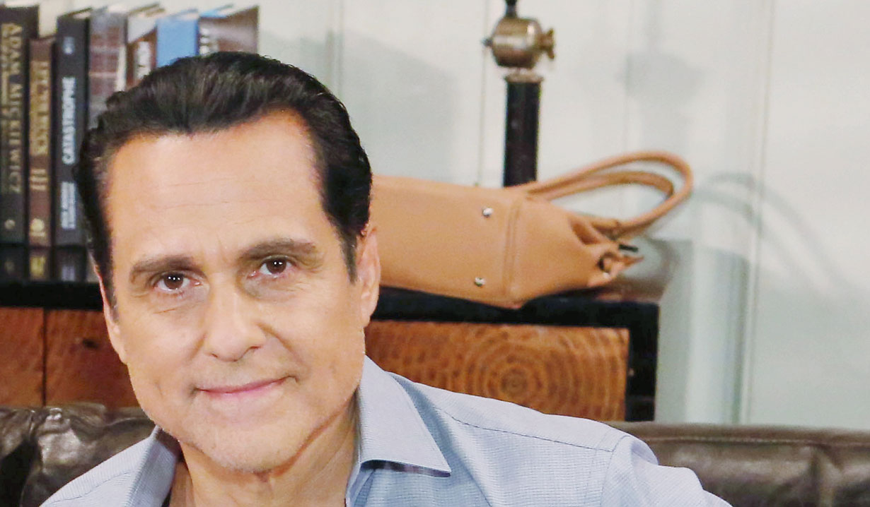 interview maurice benard sonny general hospital