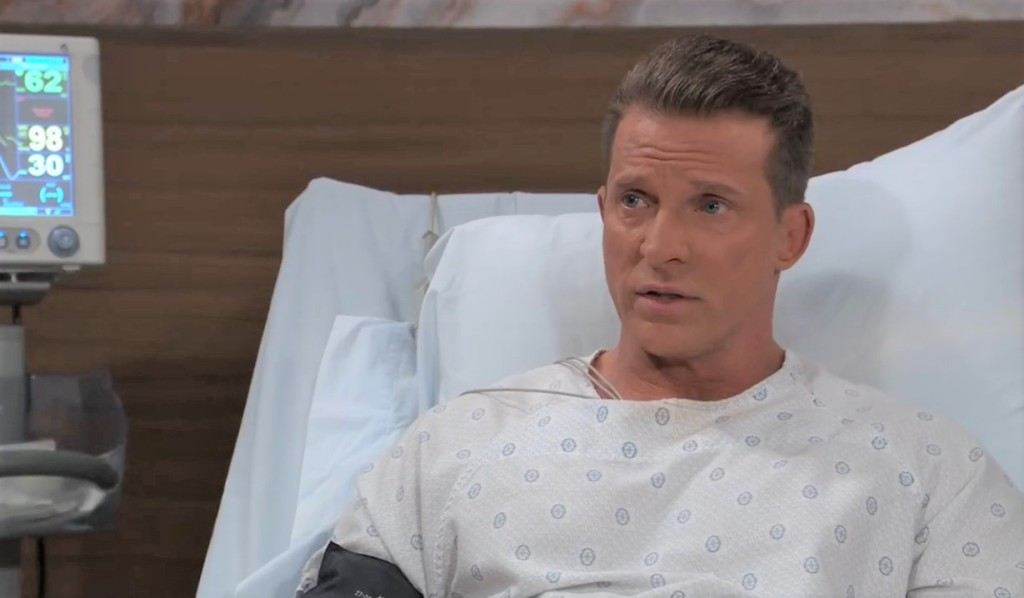 Jason talks to Cameron at General Hospital