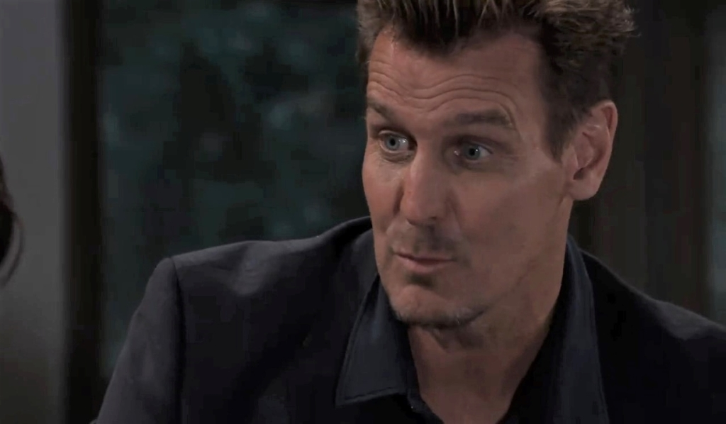 Jax asks Michael for a favor in guesthouse General Hospital