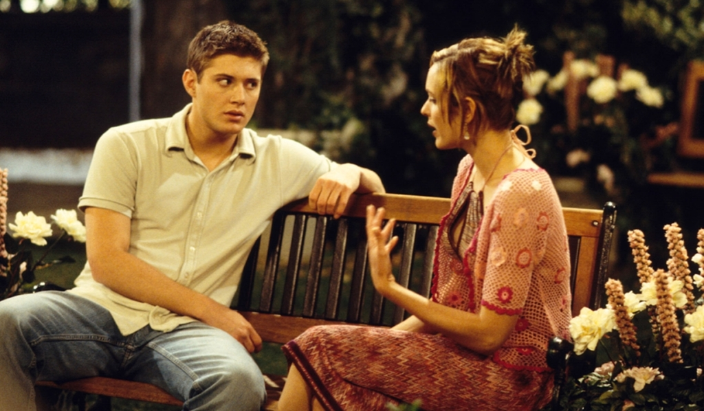 Jensen Ackles Eric, Nicole Days of our Lives