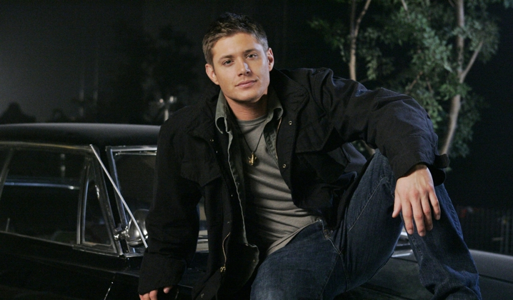 Jensen Ackles as Dean Winchester Supernatural