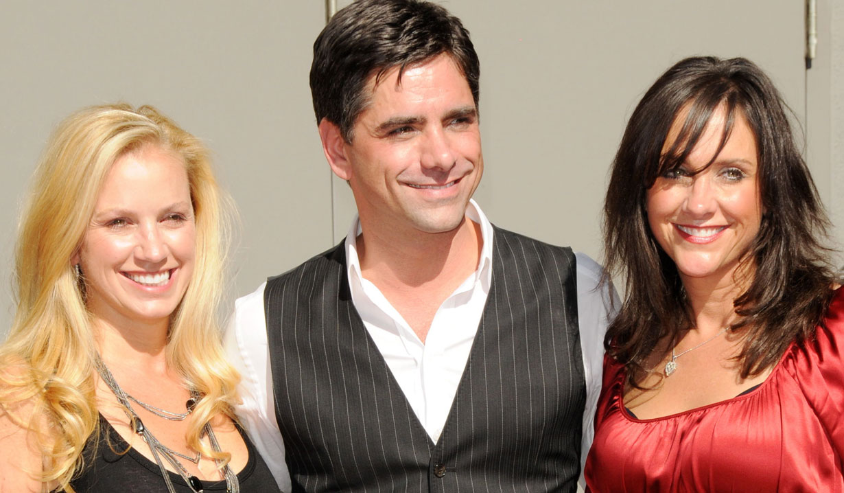 john stamos and his sister gh