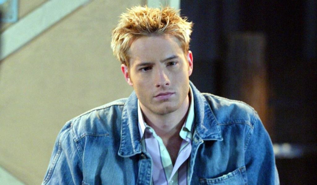 Justin Hartley as Fox Crane Passions
