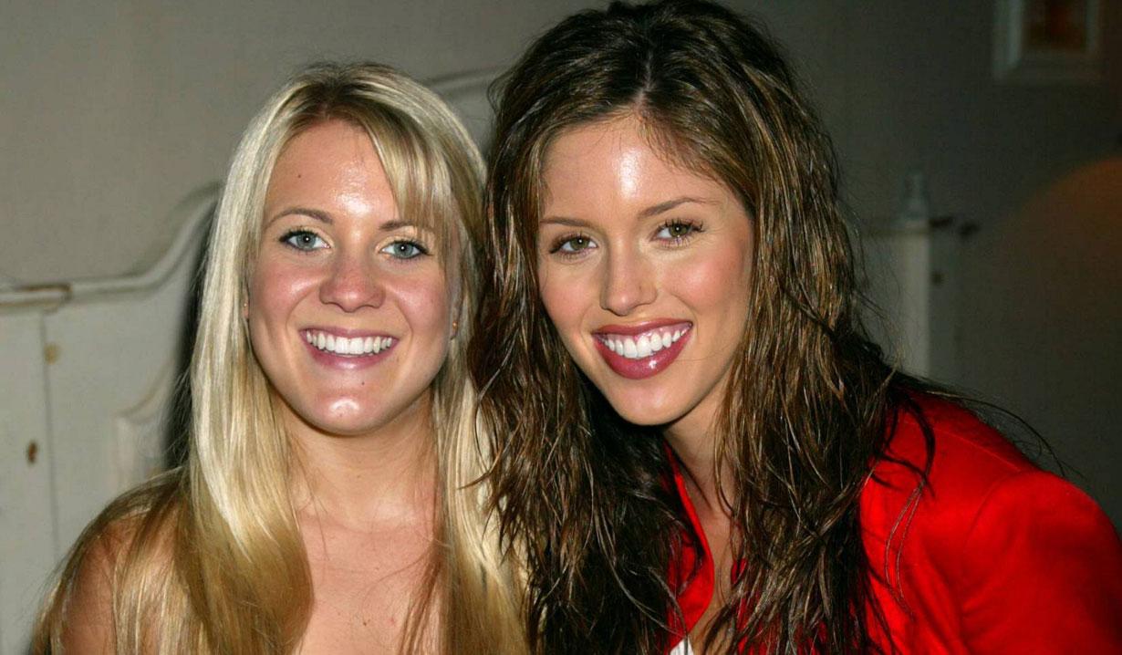 kayla ewell and her sister bb