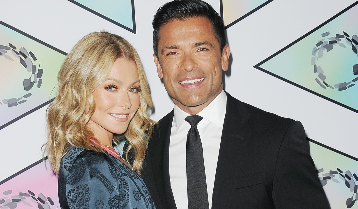 Kelly Ripa, Mark Consuelos All My Children