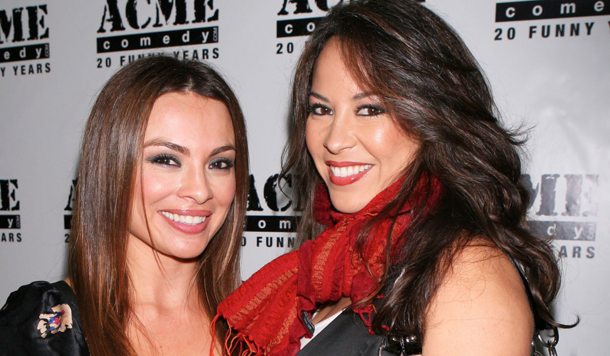 lilly melgar and her sister gh