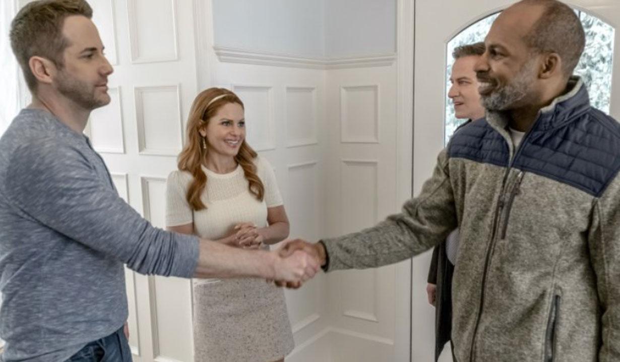 Nick and Roe guests, Aurora Teagarden Mysteries: Til Death Do Us Part Hallmark
