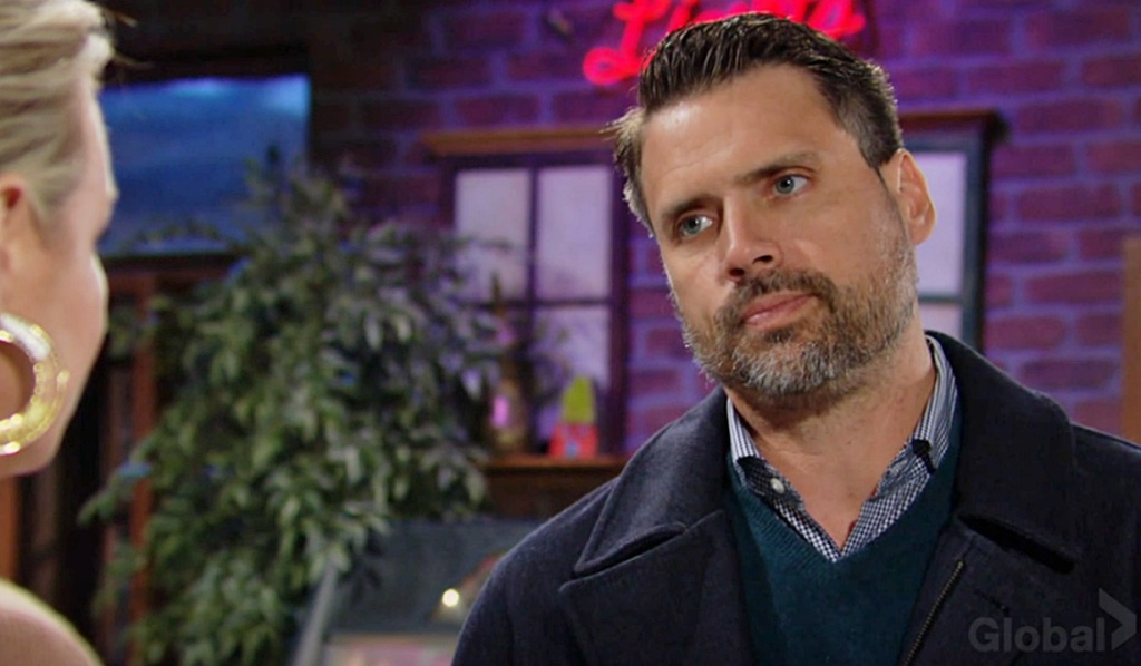 Nate, Sharon discuss Adam Y&R