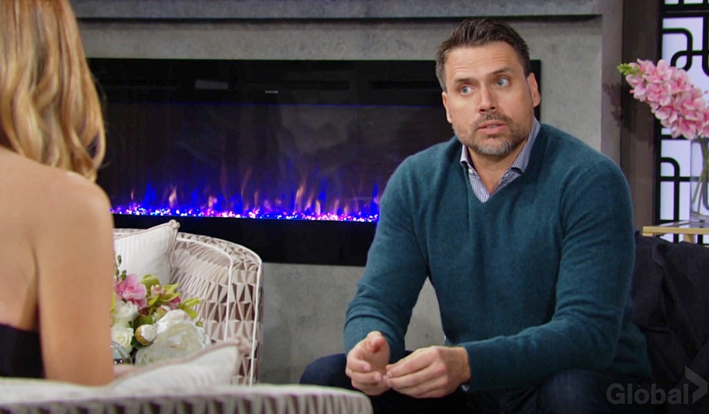 Nick confronts Phyllis Y&R