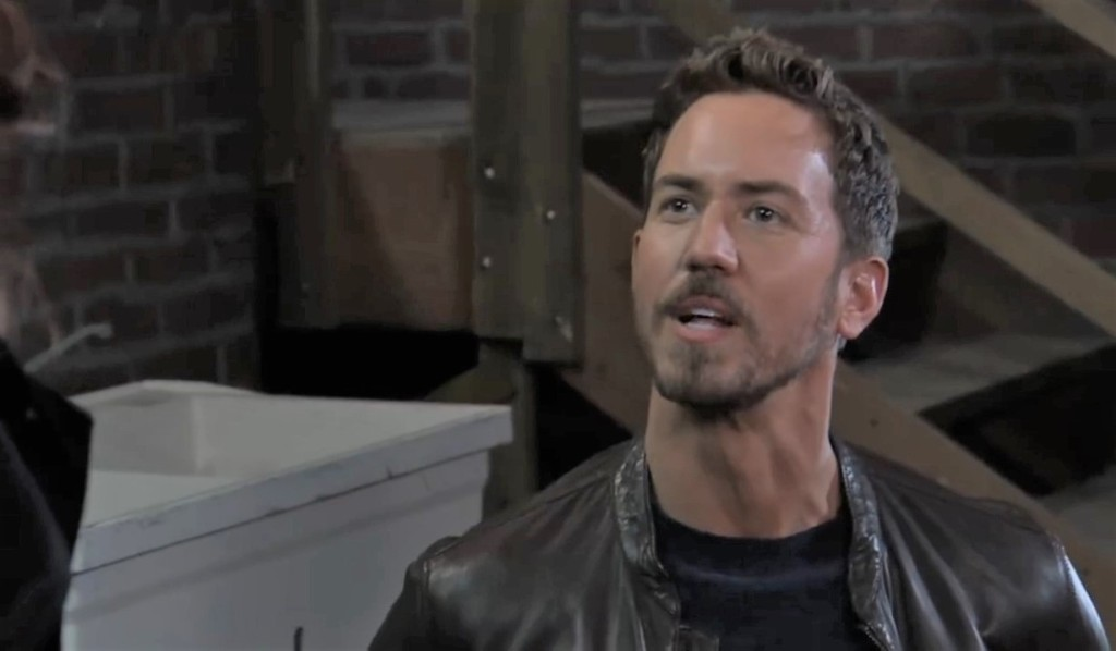 Peter taunts Valentin and Anna at Anna's General Hospital