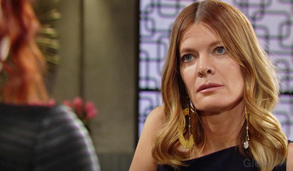 Phyllis tells Sally to bring it Y&R