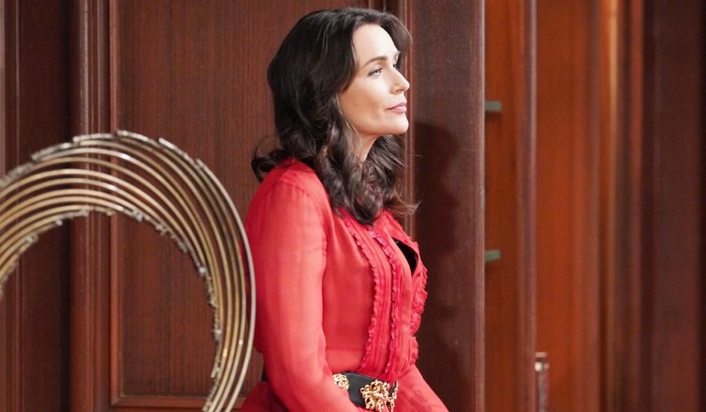 Quinn sees Eric, Donna B&B