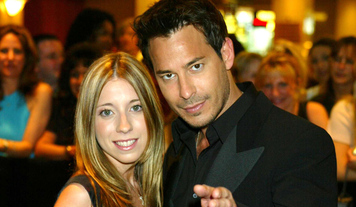 ricky paull goldin and his sister gl