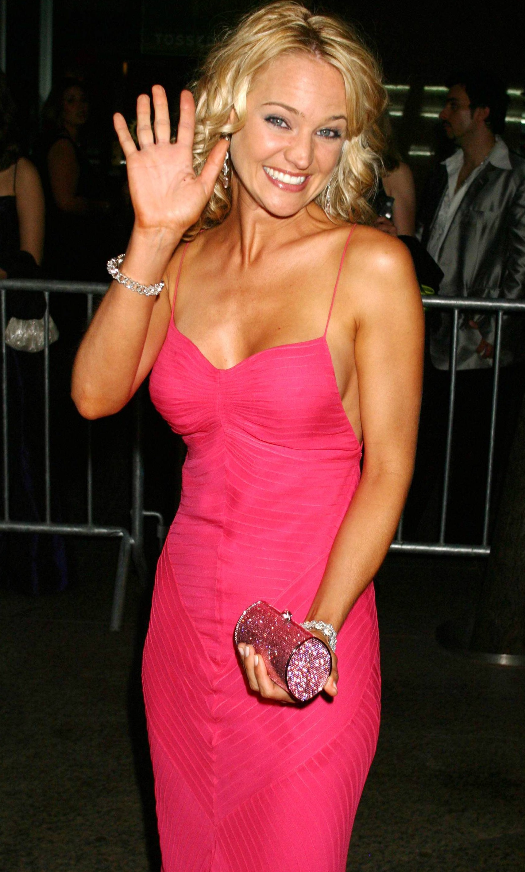 Sharon Case 31st Annual Daytime Emmy Awards Radio City Music Hall New York 5/21/04