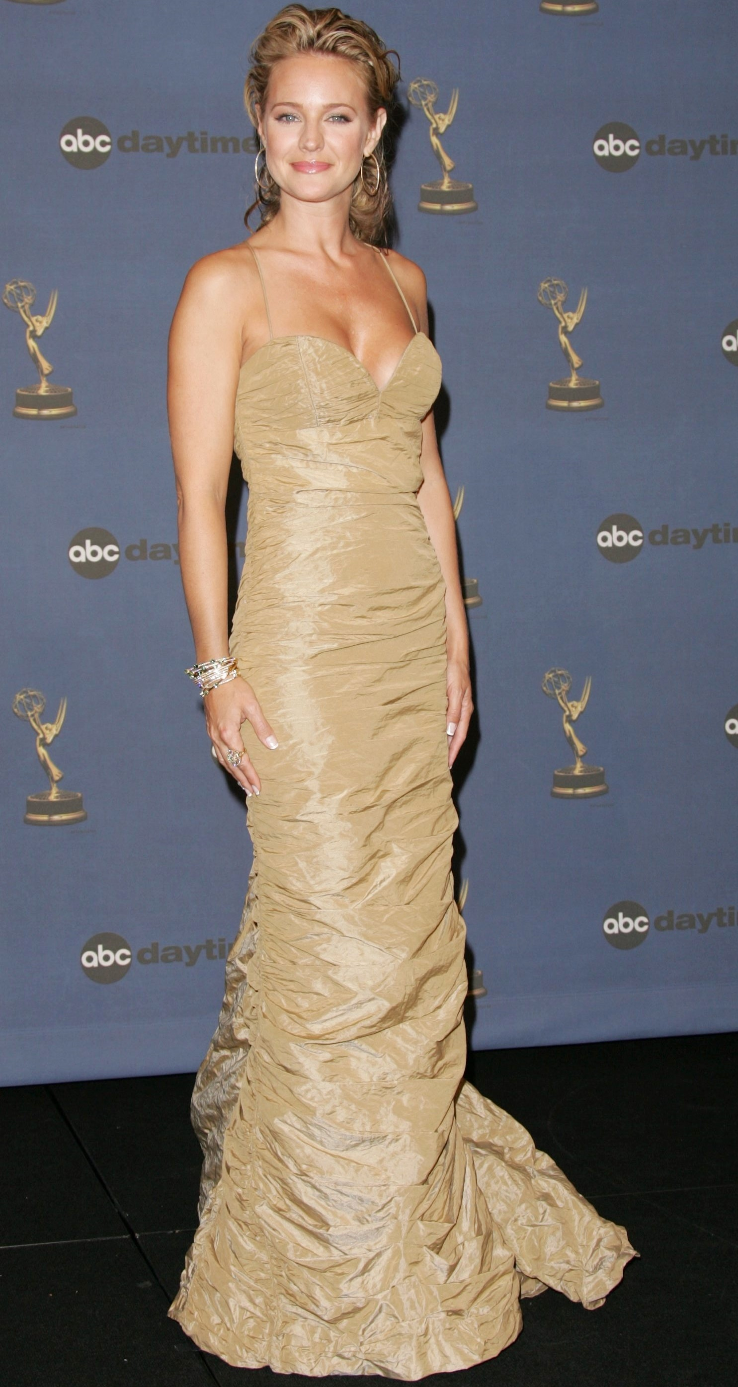 Sharon Case 33rd Annual Daytime Emmy Awards - Pressroom Kodak Theatre Hollywood 4/28/06