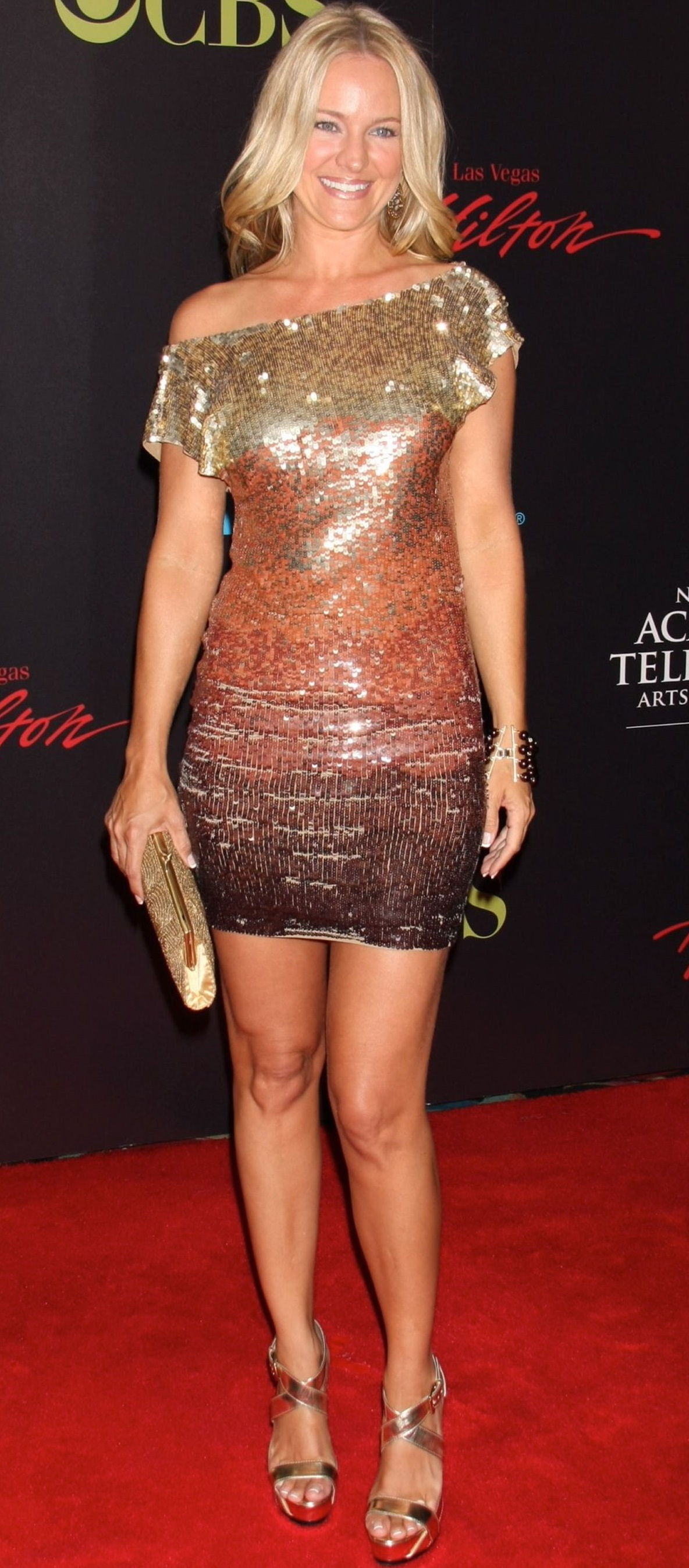 Sharon Case 37th Annual Daytime Emmy Awards - Arrivals Las Vegas Hilton Las Vegas 6/27/10
