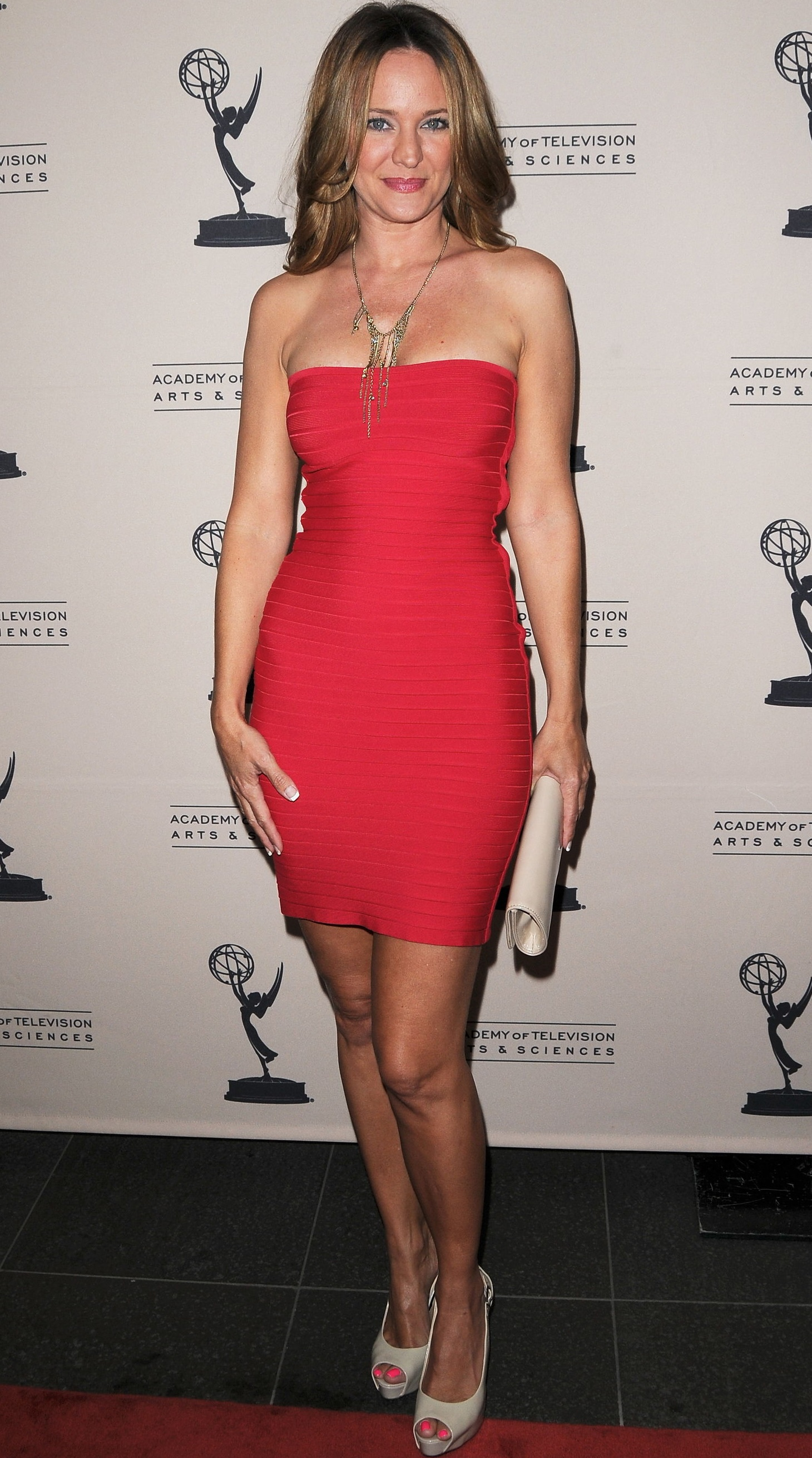 Sharon Case Television Academy's Daytime Programing Peer Group Reception for the 2011 Daytime Emmy Awards Nominees