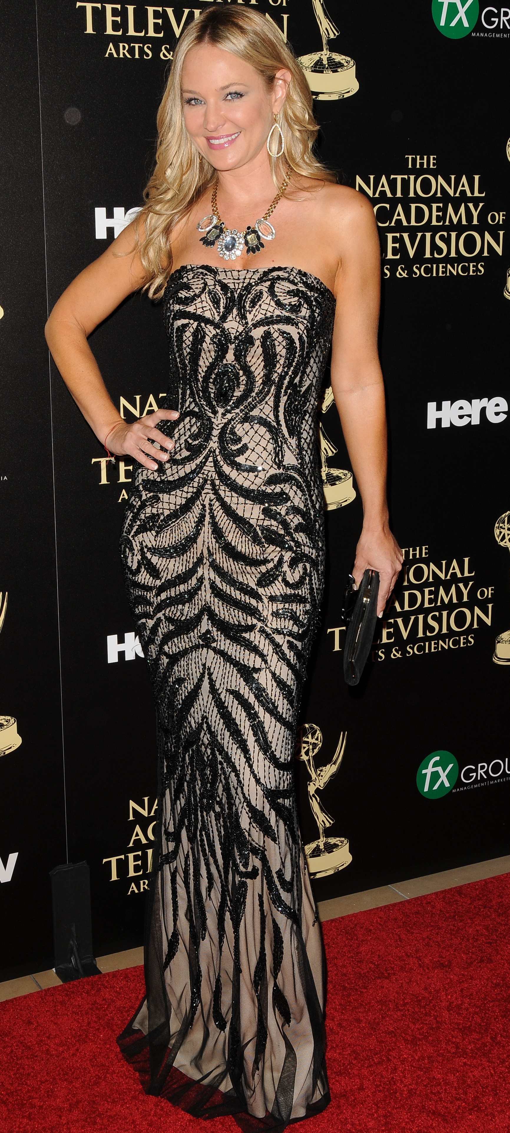 Sharon Case 41st Annual Daytime Emmy Awards Beverly Hills,