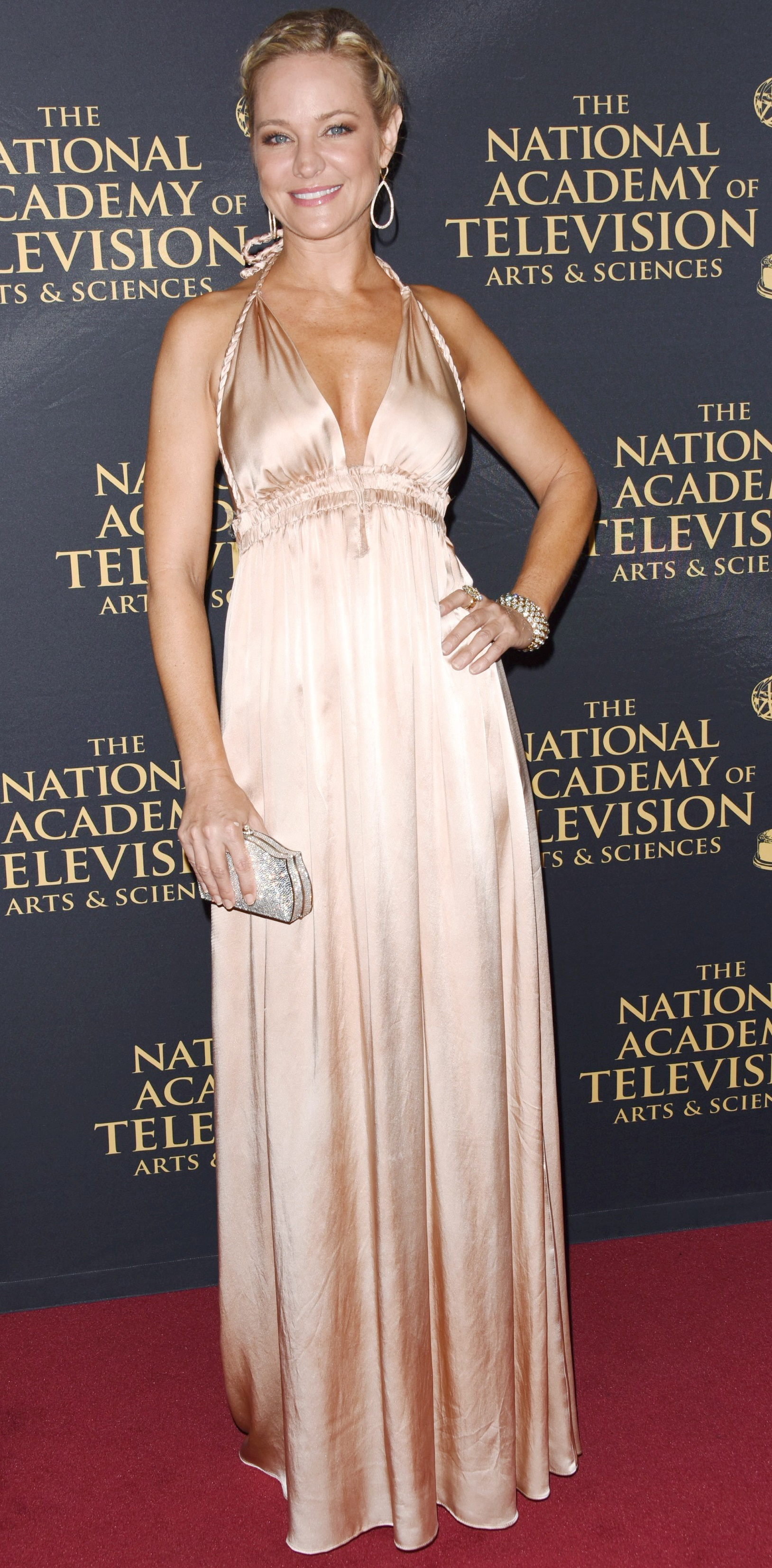 Sharon Case 42nd Annual Creative Arts Daytime Emmy Awards