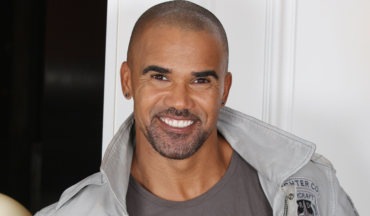 Shemar Moore reveals family twin Y&R