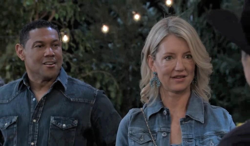 Sonny asks Nina to dance General Hospital