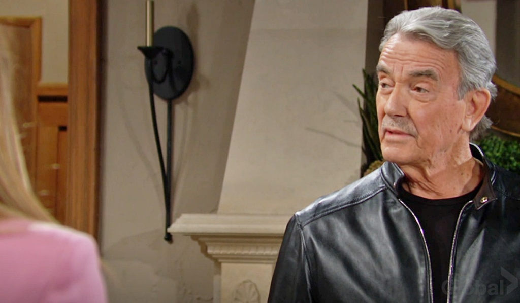 Victor, Victoria, Billy threat issued Y&R