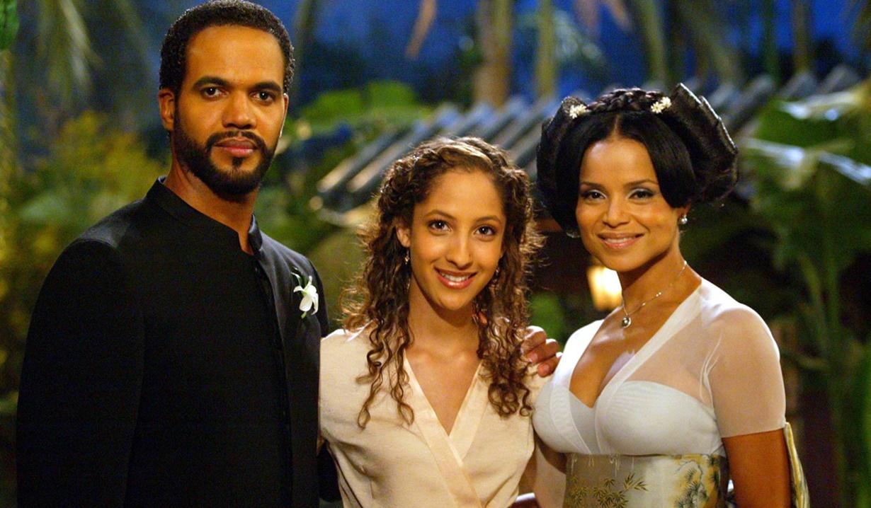 Neil, Lily, Drucilla Y&R