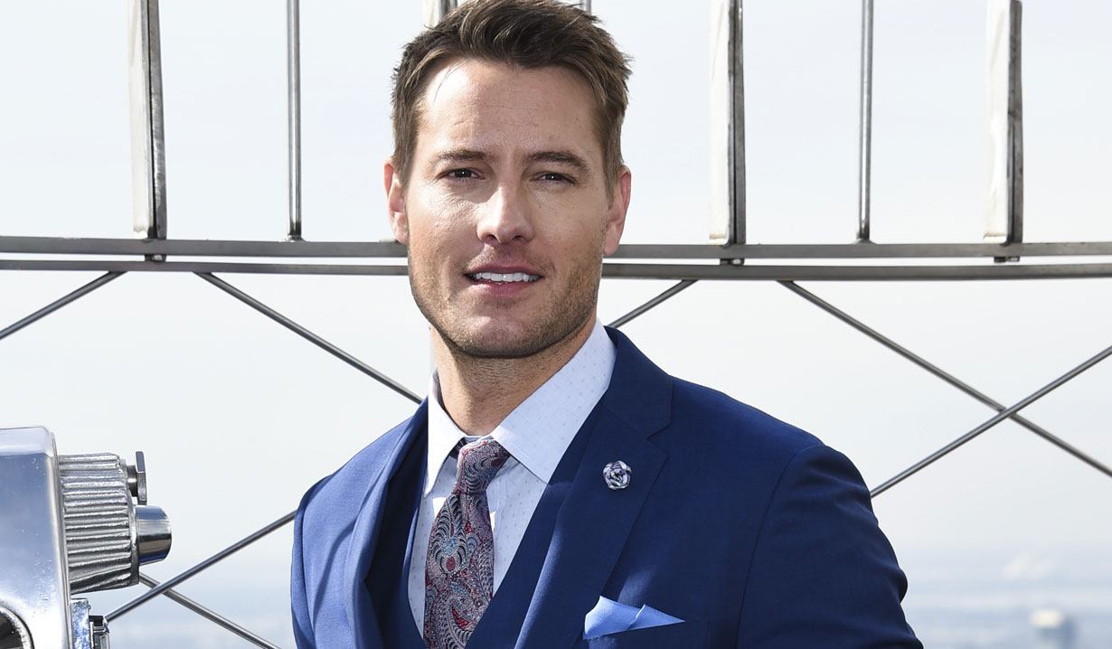 Y&R's Justin Hartley in A Lot of Nothing Film