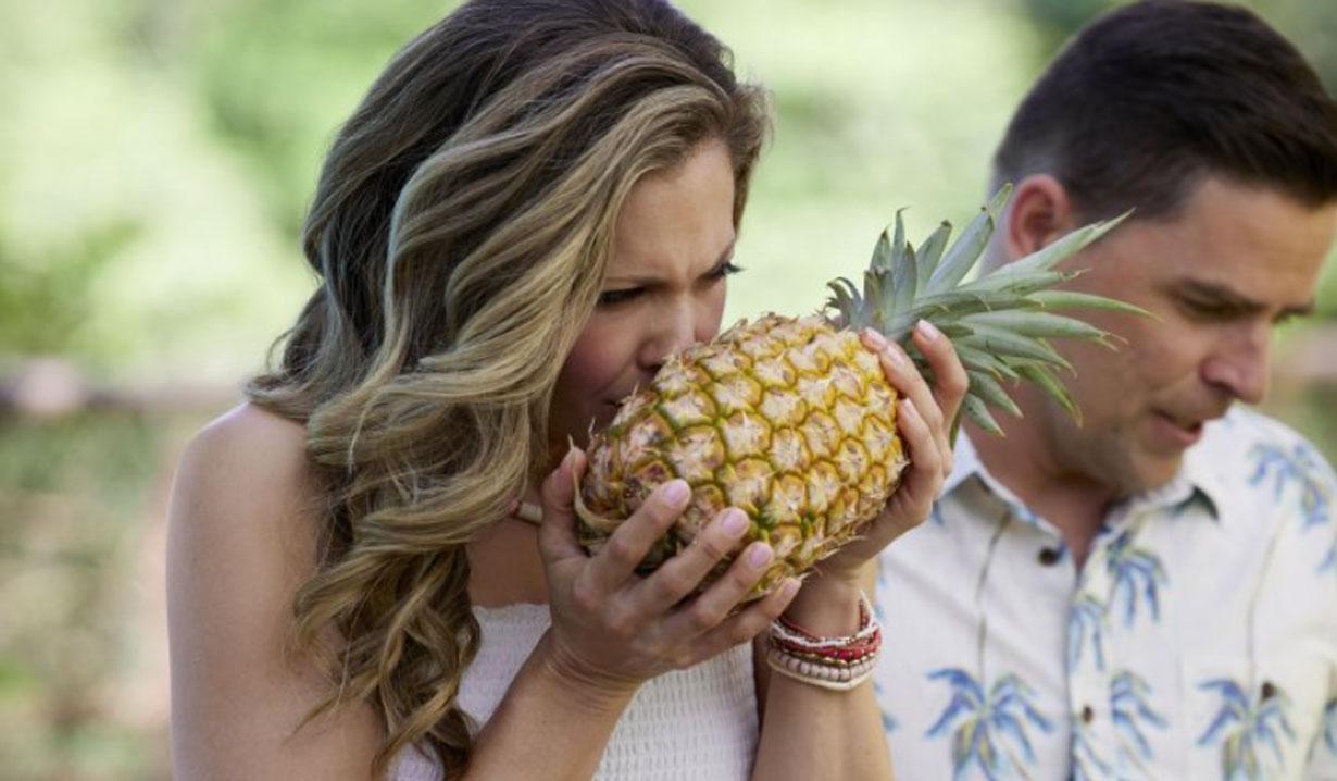 You Had Me at Aloha Paige Smells Pineapple Hallmark